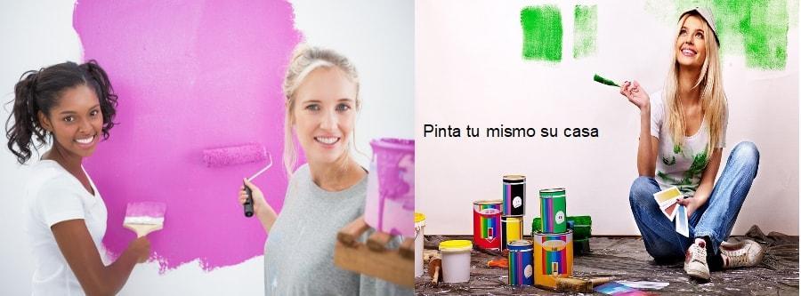 ¿Cómo pintar la casa económico?